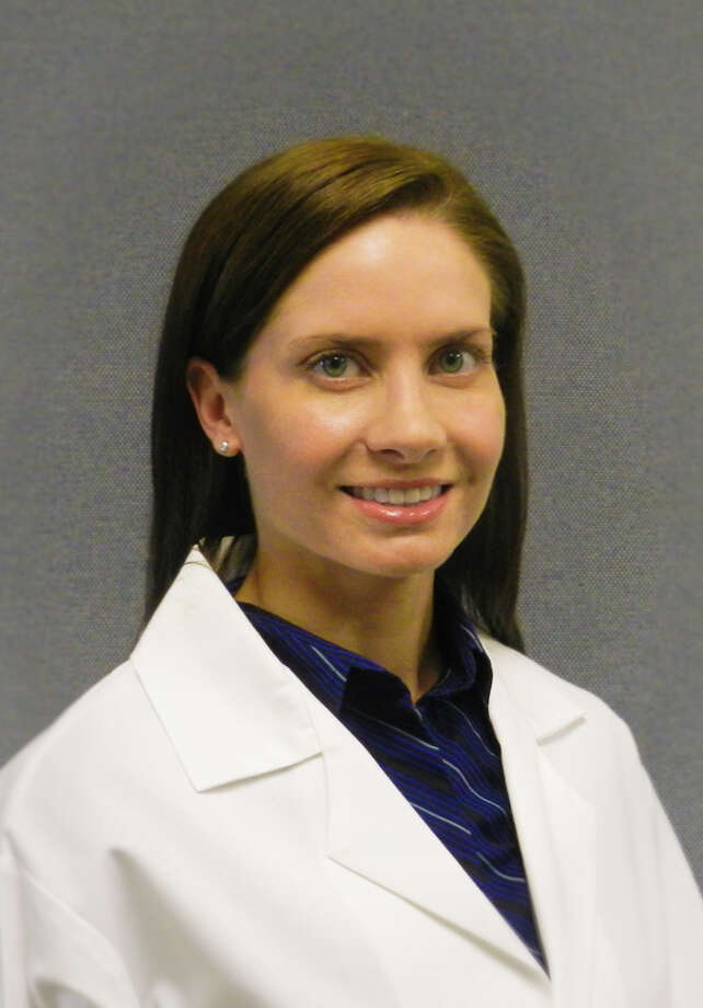 Dr. Angela Ferguson practices at the Kelsey-Seybold Clinic in The Woodlands.