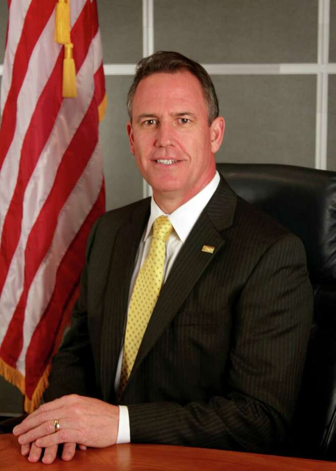 Don Stockton, superintendent of schools at Conroe Independent School District.