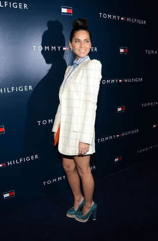 Actress Olivia Munn arrives at the Tommy Hilfiger West Coast Flagship Grand Opening Event at Tommy Hilfiger West Hollywood on February 13, 2013 in West Hollywood, California. Photo: Amanda Edwards, WireImage / 2013 Amanda Edwards