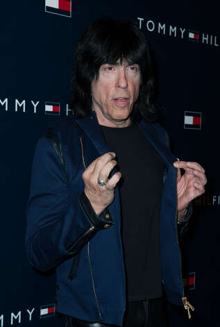 Mark Ramone arrives at the Tommy Hilfiger LA Flagship Opening on February 13, 2013 in Los Angeles, California. Photo: Valerie Macon, Getty Images / 2013 Getty Images