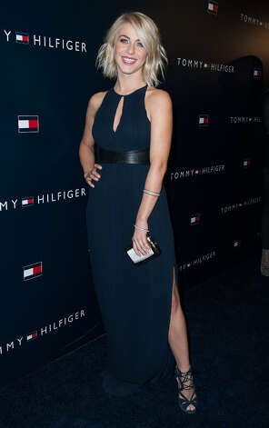 Julianne Hough arrives at the Tommy Hilfiger LA Flagship Opening on February 13, 2013 in Los Angeles, California. Photo: Valerie Macon, Getty Images / 2013 Getty Images