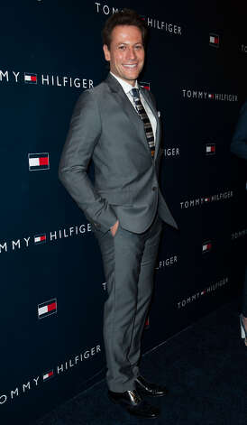 Ian Gruffudd arrives at the Tommy Hilfiger LA Flagship Opening on February 13, 2013 in Los Angeles, California. Photo: Valerie Macon, Getty Images / 2013 Getty Images
