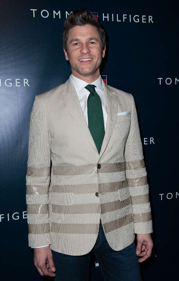David Burtka arrives at the Tommy Hilfiger LA Flagship Opening on February 13, 2013 in Los Angeles, California. Photo: Valerie Macon, Getty Images / 2013 Getty Images