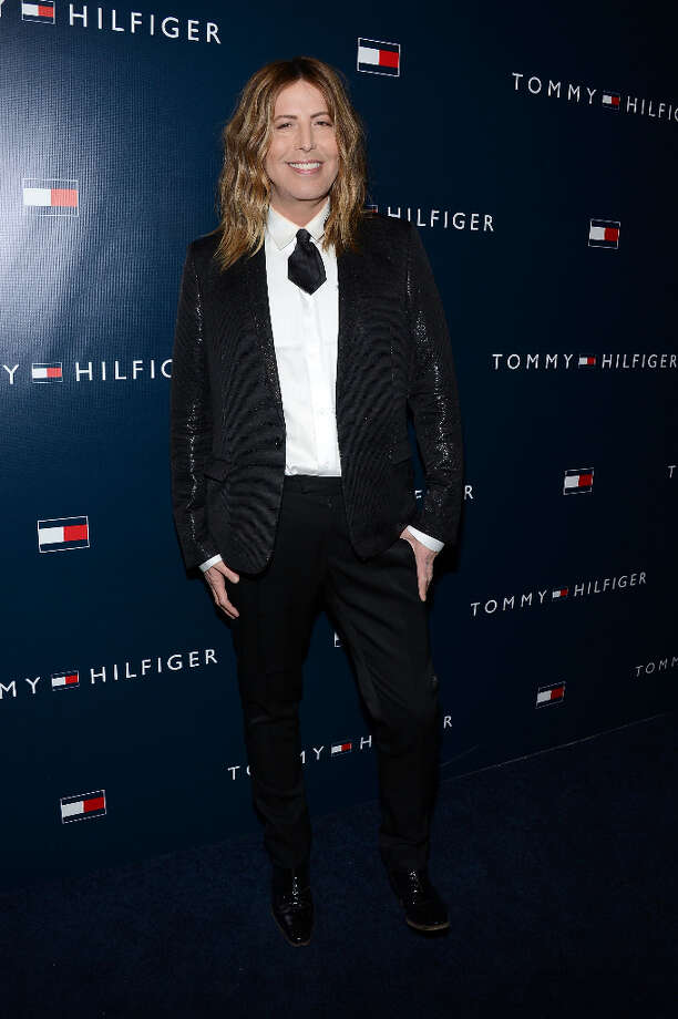 Fashion critic Steven Cojocaru arrives at the Tommy Hilfiger West Coast Flagship Grand Opening Event at Tommy Hilfiger West Hollywood on February 13, 2013 in West Hollywood, California. Photo: Amanda Edwards, WireImage / 2013 Amanda Edwards