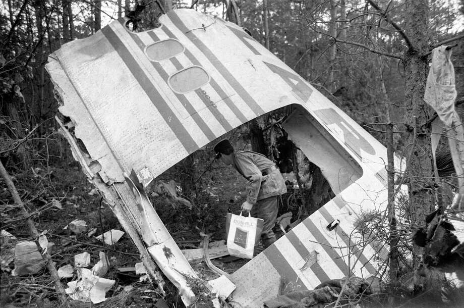 In 1974, a Turkish Airlines DC-10 crashed near Ermenonville, France, killing all 346 people aboard. An investigation determined the cause was a cargo door that wasn't fully locked and blew out in flight in an explosive decompression, and the FAA mandated changes to the door design. Photo: STF, AFP/Getty Images / AFP