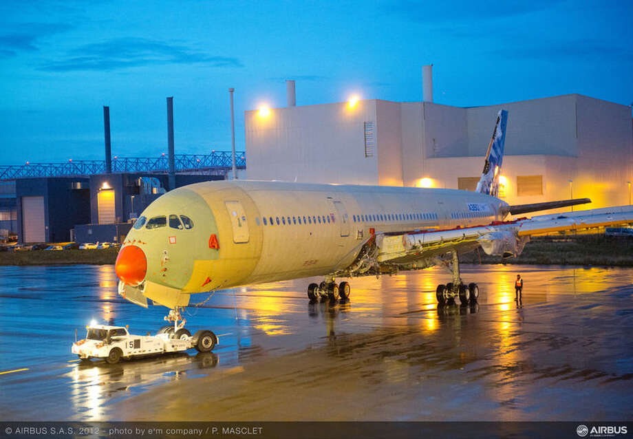 "European plane maker Airbus announced Friday that, because of recent troubles with lithium ion batteries aboard Boeing 787 Dreamliners, it would ""revert back to the proven and mastered nickel cadmium main batteries"" for the first of its new A350 XWB aircraft to enter service, while also studying the maturity of lithium ion main batteries for aerospace. Photo: Airbus"