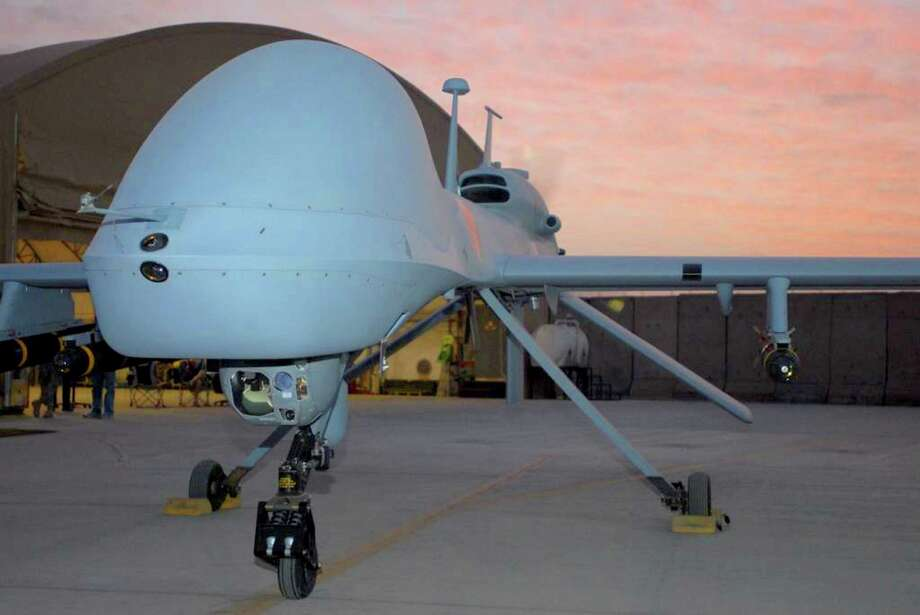 Congress has authorized the use of military force against al-Qaida, making drone attacks on al-Qaida members, including U.S. citizens, legitimate. Photo: U.S. Army, AFP / Getty Images