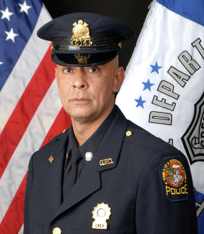 Greenwich Police Detective Robert Brown Jr., who was born and raised in Greenwich and distinguished himself as an ardent enforcer of DWI laws, is retiring. Photo: Contributed Photo