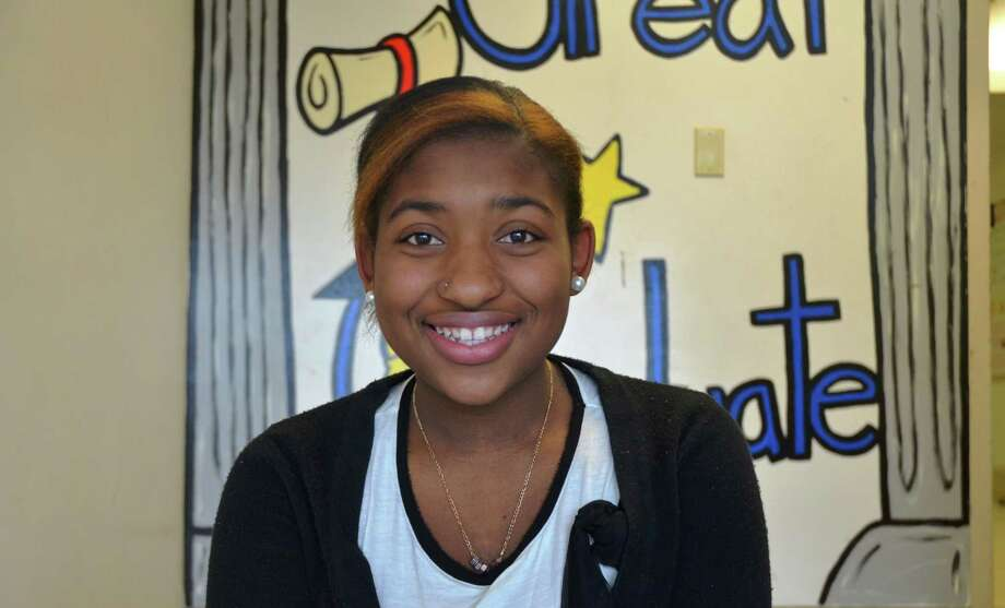 The Boys & Girls Club of Greenwich has selected Greenwich High School junior Alleyha Dannett, 16, as its Youth of the Year. Photo: Contributed Photo