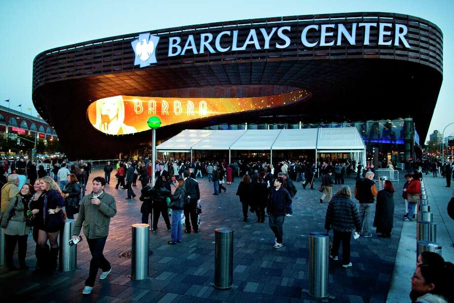 Brooklyn NetsFacility: Barclays CenterOpened: 2012Capacity: 17,732 Photo: VICTOR J. BLUE, New York Times / NYTNS