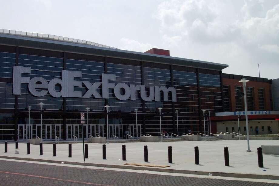FedEx Forum – Memphis Grizzlies – $5.3 million per year.