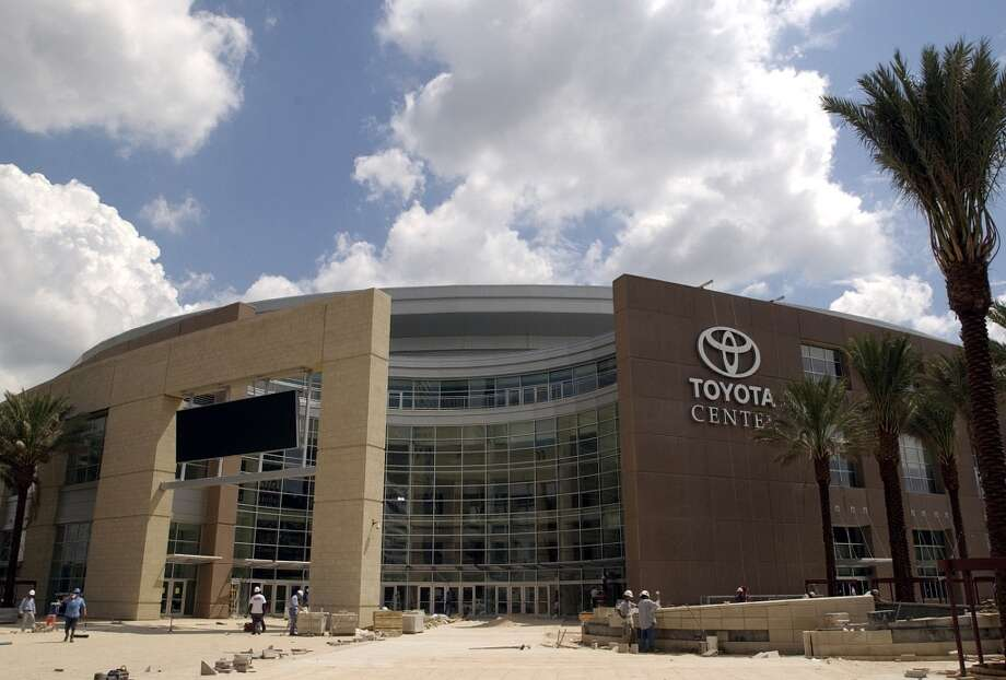 Houston RocketsFacility: Toyota CenterOpened: 2003Capacity: 18,203 Photo: PAT SULLIVAN, AP / AP