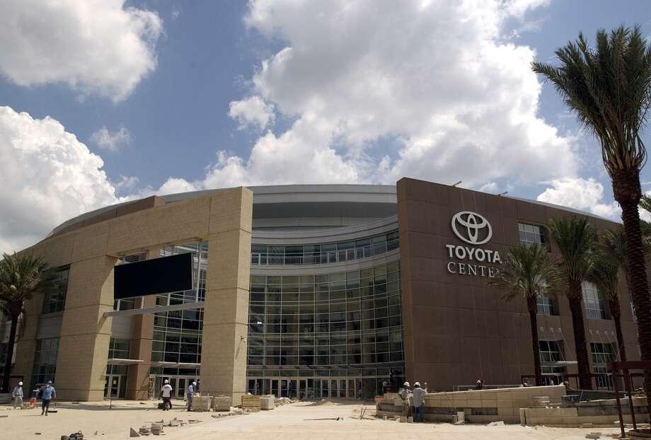 Houston RocketsFacility: Toyota CenterOpened: 2003Capacity: 18,203 Photo: PAT SULLIVAN, AP / AP