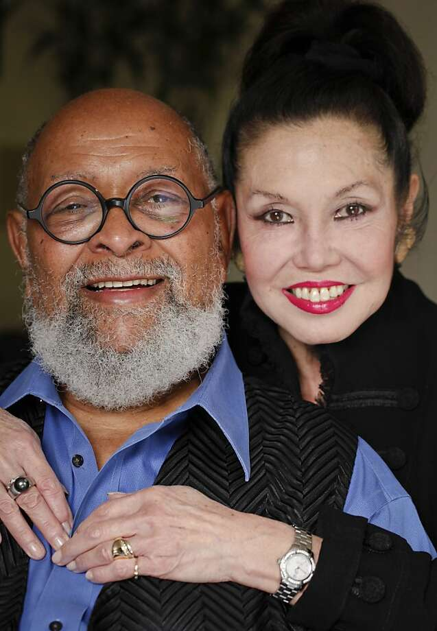 Rev. Cecil Williams and his wife, Janice Mirikitani, have written a memoir about their 50 years at Glide Memorial. Photo: Russell Yip, The Chronicle