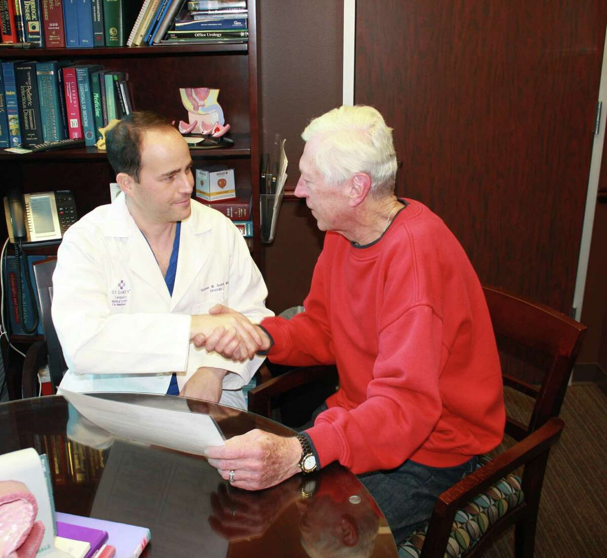 A look inside St. Luke's Performance Medicine in The Woodlands.