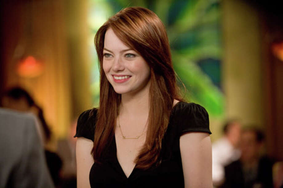 Emma Stone in ``Crazy, Stupid, Love.'' Photo: BEN GLASS, Courtesy Of Warner Bros. Picture / ©2011 Warner Bros. Entertainment Inc.