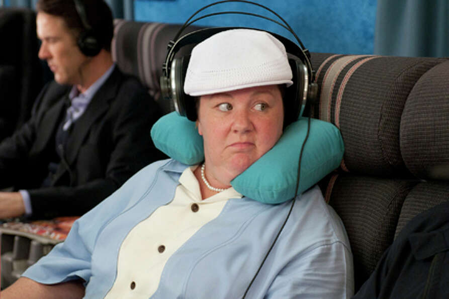 Melissa McCarthy in ''Bridesmaids.''