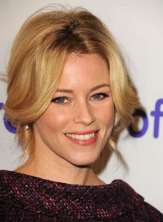 """Few people can do crazy, unhinged sexpot as well as Elizabeth Banks. (Watch bathtub scene in """"The 40-Year-Old-Virgin"""")."""