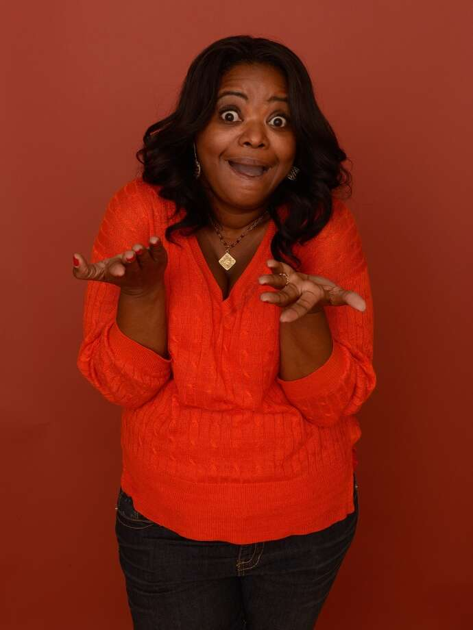 "Oscar winner Octavia Spencer is best known for ""The Help,"" but her crazy comedic chops were most recently on display in ""30 Rock."" Here's her 2013 Sundance portrait for latest movie ''Fruitvale.''"