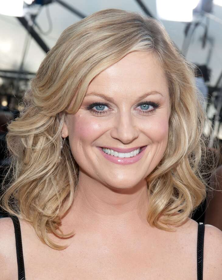 "No one does deadpan like Amy Poehler, but her Leslie Knope in ""Parks and Rec"" is terrifically off-kilter - and sweet."