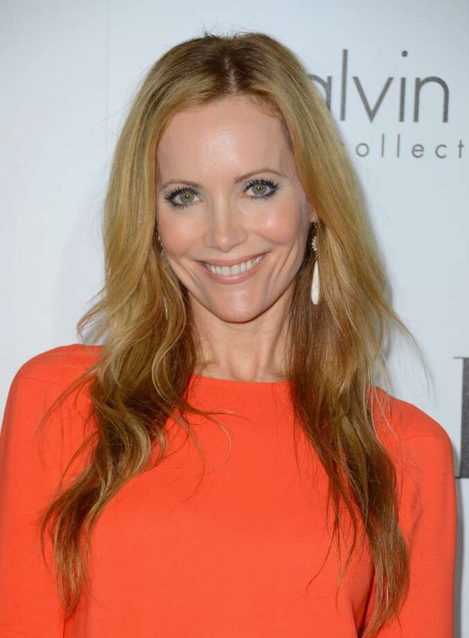 "Leslie Mann can teeter at the comic edge of needy and unstable, making us laugh and wince, as she does in ""This is 40,"" and even better as crazy party girl Nicky in ""The 40-Year-Old Virgin."""