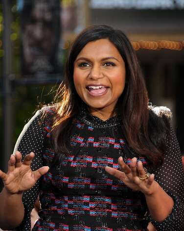 "Mindy Kaling is a brilliant mix of biting and self-deprecating wit in ""The Mindy Project."""