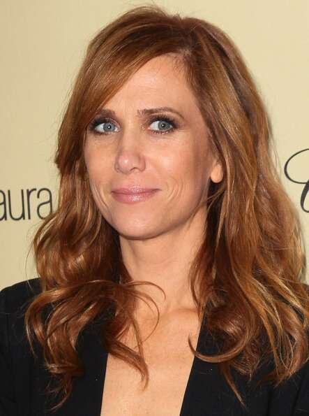 Kristen Wiig has the ability to make her willowy limbs awkward and sprawling and face deadpan