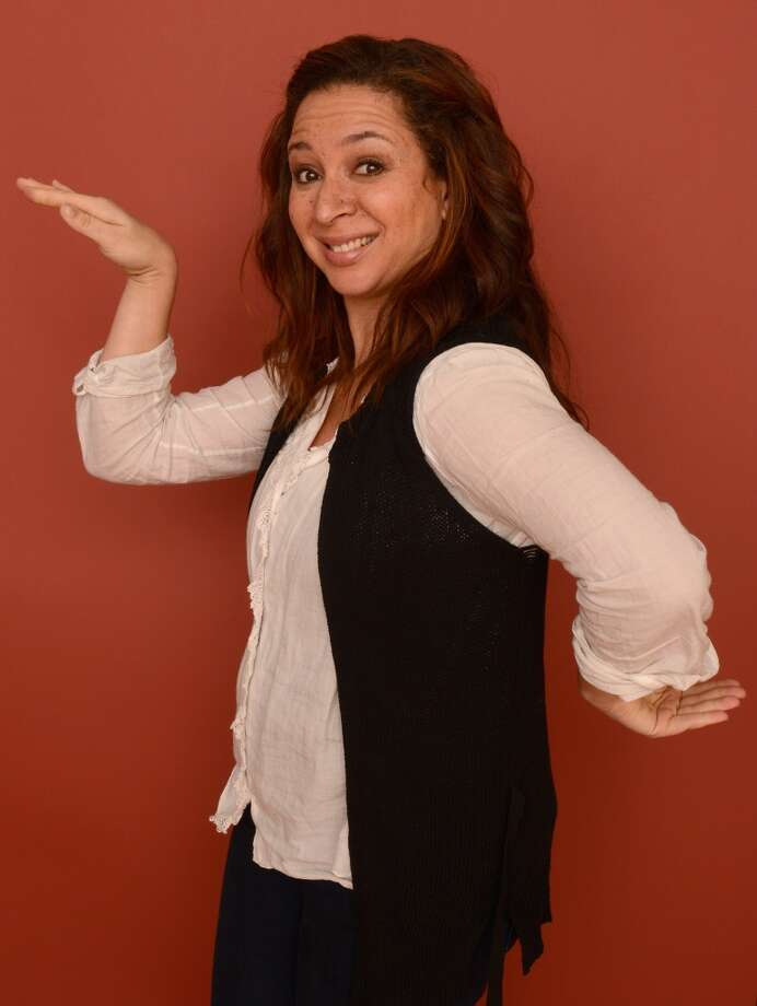 "Maya Rudolph has been a little restrained in her roles lately (""Up All Night,"" ""Friends with Kids""), but when she lets loose, the diva impressions are great.  Here's her 2013 Sundance portrait for the movie ''The Way Way Back,'' which also stars Steve Carrell."