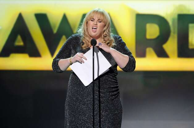 "Rebel Wilson's ''Fat Amy'' stole the movie ""Pitch Perfect,"" with Wilson's weird, outcast humor that had us rooting for her."