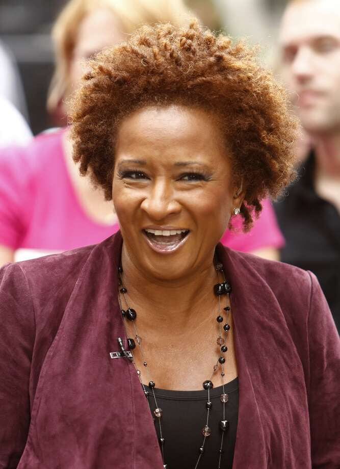 Wanda Sykes usually plays a version of her bawdy stand-up comic self on TV, but who cares. It's a great self.