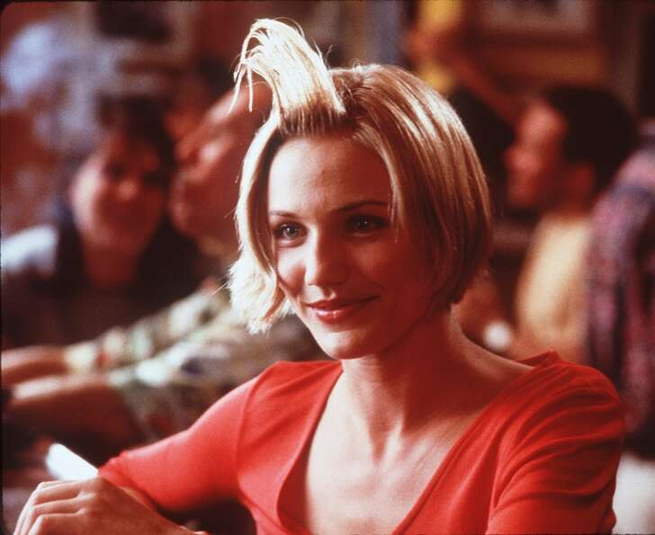 Cameron Diaz in ''There's Something About Mary'' (1998).