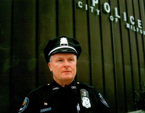 Former Milford police officer Ed Kelly. Photo: Contributed Photo