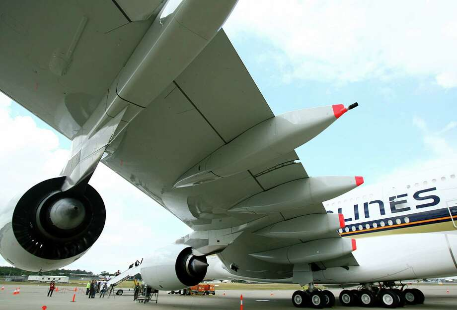 Then, last year, the European Aviation Safety Agency ordered checks of all A380s in service after cracks were found in wing components. Qantas suspended use of one of its A380s after finding 36 small cracks. Singapore Airlines said it had repaired some A380s after finding cracks. Airbus has estimated repairs will cost it nearly $138 million. Photo: Mark Nolan, Getty Images / 2007 Getty Images