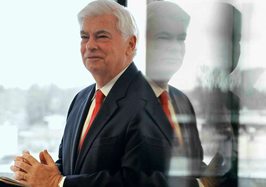 Ex-Sen. Christopher Dodd Photo: Jessica Hill, ST / AP2010