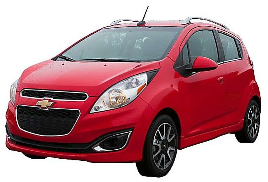 2013 Chevrolet Spark Photo: Cnet Review