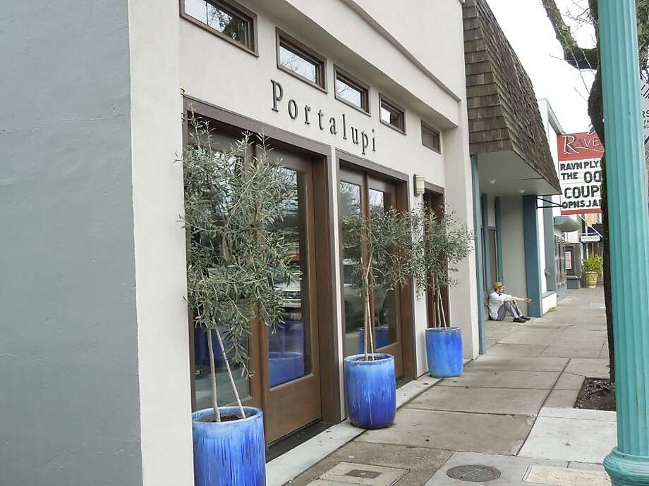 Portalupi Wine Co.'s tasting room is in downtown Healdsburg, close to several popular dining establishments. Photo: Carey Sweet, Special To The Chronicle