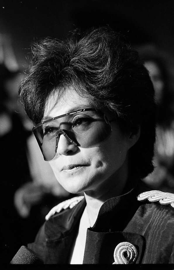 Yoko Ono  (Photo by Time & Life Pictures/Getty Images) Photo: Time & Life Pictures