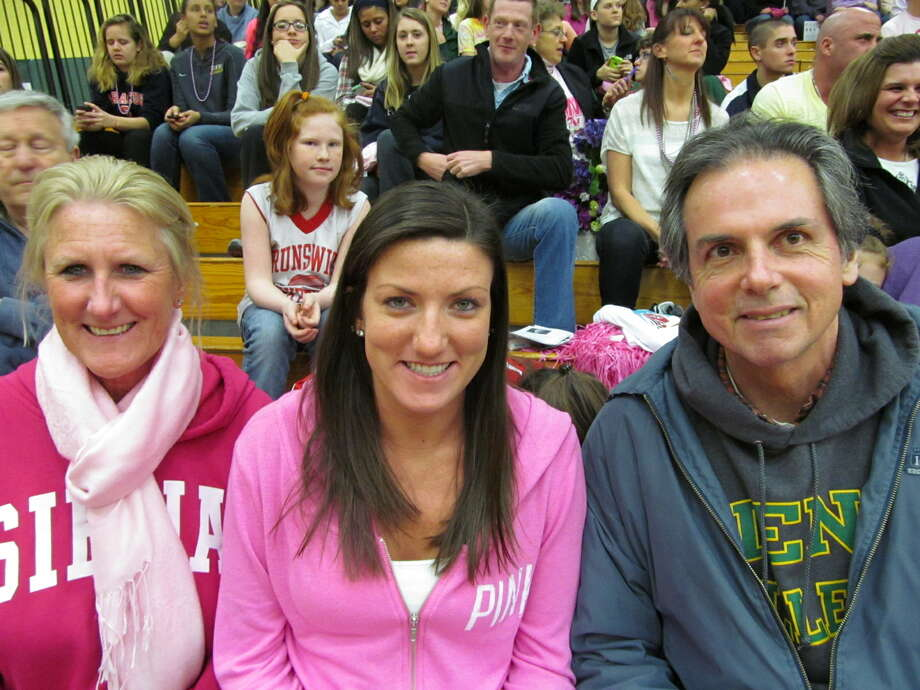 Were you Seen at the Siena women's basketball 13th Annual Pink Zone Game at the Alumni Recreation Center at Siena College in Loudonville on Friday, Feb. 15, 2013? Photo: Kristi Gustafson Barlette/Times Union
