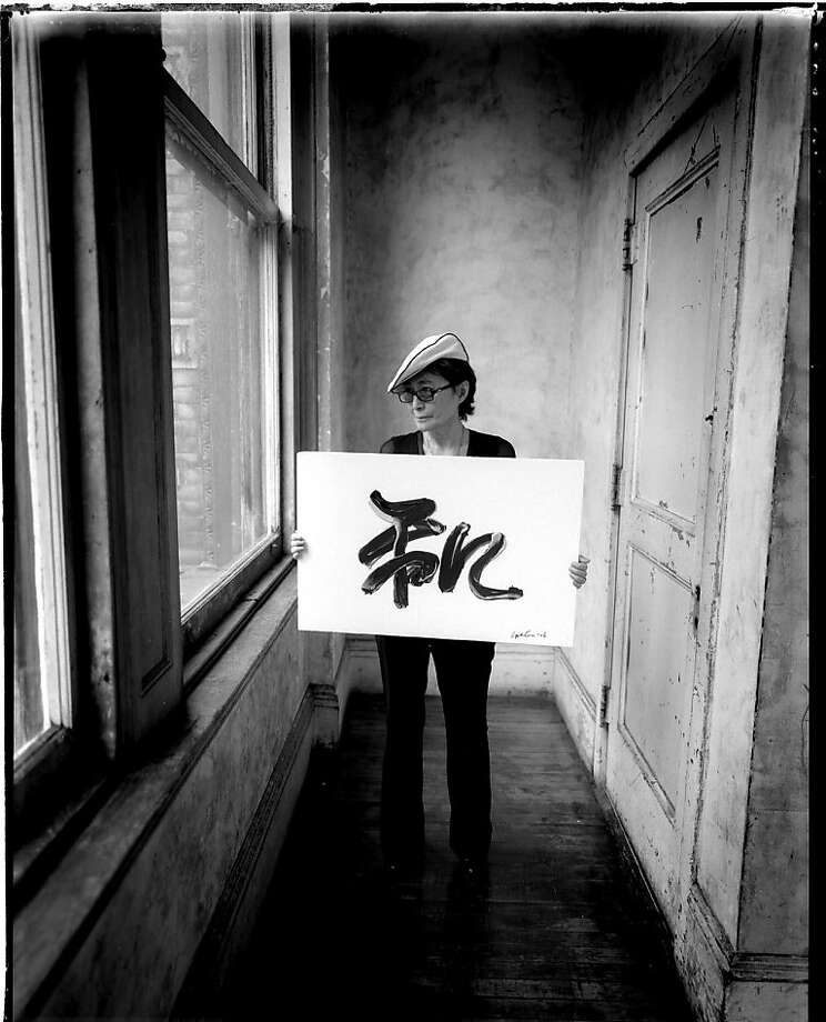 Yoko Ono in 2000. (Photo by Wendy Redfern/Redferns) Photo: Wendy Redfern
