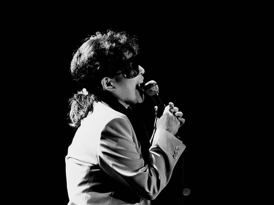 Yoko Ono in Copenhagen June 1986. (Photo by Jan Persson/Redferns) Photo: Jan Persson