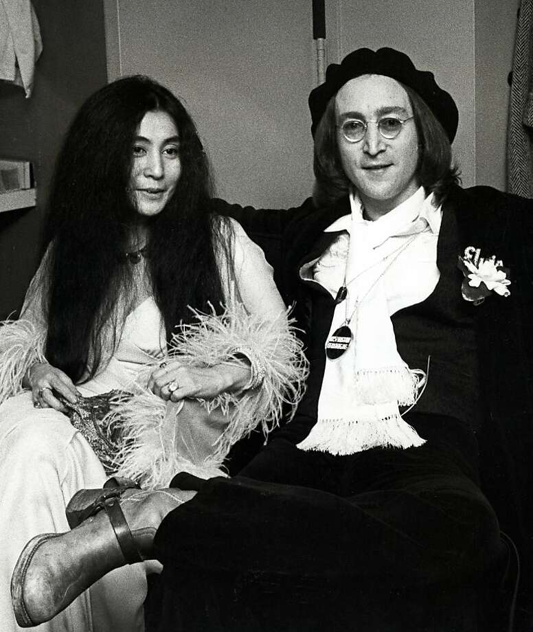 Yoko Ono and John Lennon (Photo by Ron Galella/WireImage) Photo: Ron Galella