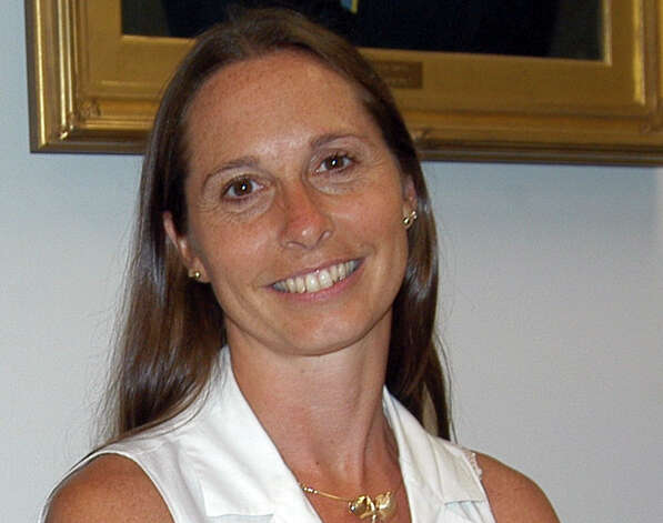This July 2010 file photo provided by the Newtown Bee shows Dawn Lafferty Hochsprung, principal at Sandy Hook Elementary School in Newtown, Conn., who was killed in the shooting rampage there on Dec. 14, 2012.  Hochsprung and five other teachers and administrators will be posthumously awarded the 2012 Presidential Citizens Medal at a White House ceremony on Feb. 15, 2013. Photo: Eliza Hallabeck, Associated Press / Newtown Bee