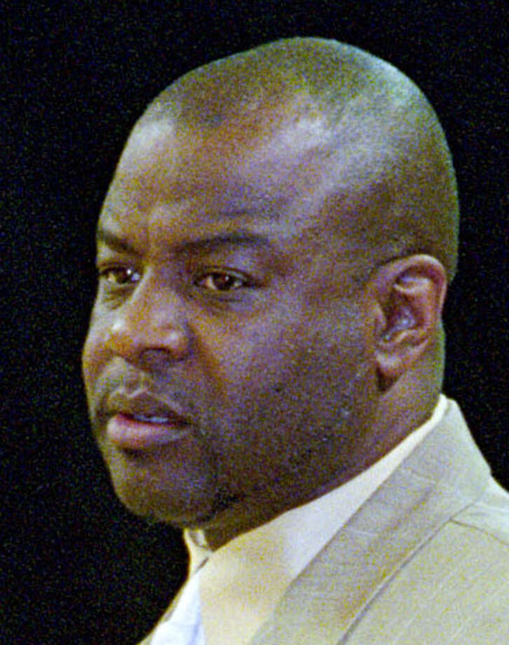 TSU/Texas Southern University head basketball coach Ronny Courtney.     HOUCHRON CAPTION  (03/08/2002)(11/12/2002)(02/23/2003)(03/07/2003)(12/14/2003)(01/04/2004)(02/15/2004)02/15/2004)(02/29/2004)(03/07/2004)(03/12/2004):  Courtney.     HOUCHRON CAPTION (11/15/2004)(11/24/2004) SECSPTS:  COURTNEY Photo: D. FAHLESON, Staff / Houston Chronicle