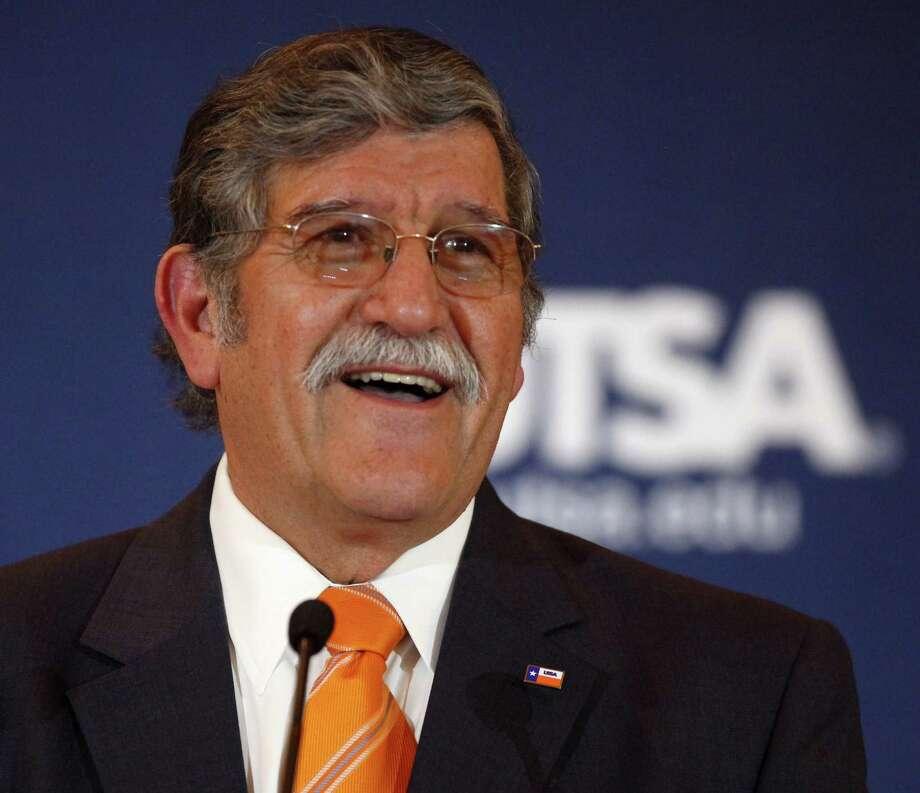 President Ricardo Romo says UTSA is near its capital campaign goal well ahead of deadline.
