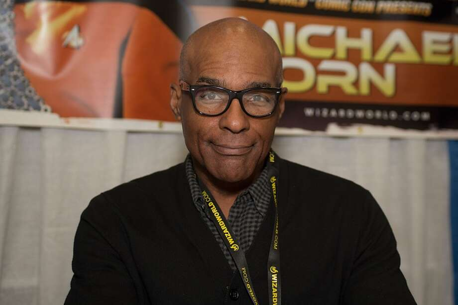Michael Dorn in 2012.