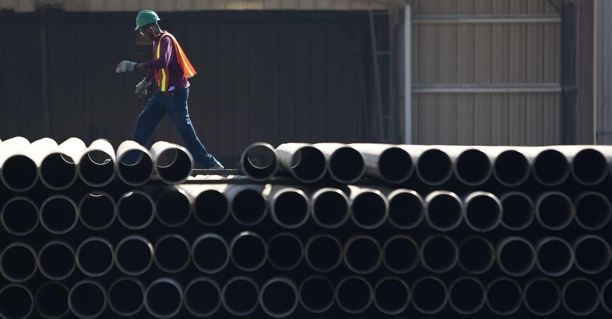 Tenaris announces $1 5B Eagle Ford pipe plant - San Antonio