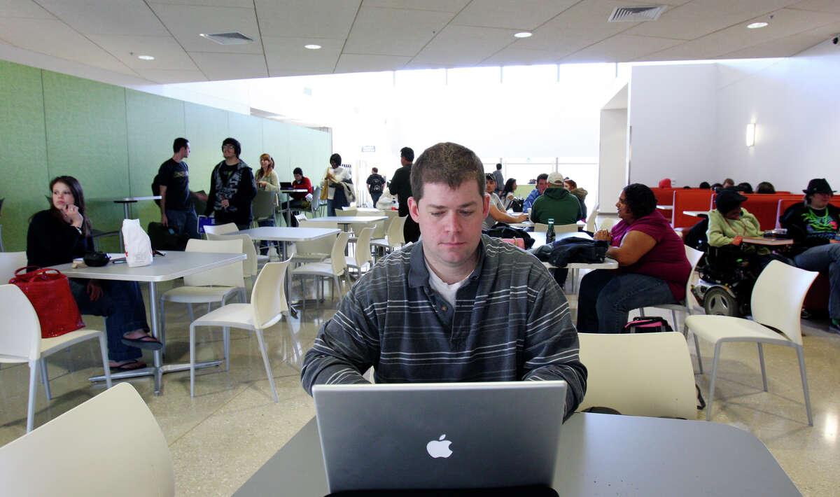 Northwest Vista College Computer Science Center.
