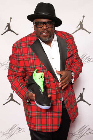 IMAGE DISTRIBUTED FOR JORDAN BRAND - Cedric the Entertainer is seen at the Jordan Brand party celebrating Michael Jordan's birthday on Friday, February 15, 2013 in Houston, TX.  The Jordan Brand launched its Air Jordan XX8 in Houston on the same day.  (Photo by Omar Vega/Invision for Jordan Brand/AP Images) Photo: Omar Vega, Associated Press / Invision