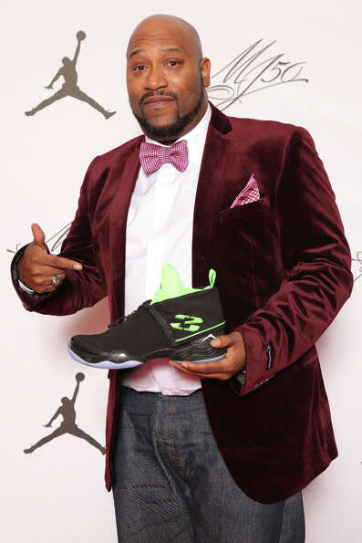 IMAGE DISTRIBUTED FOR JORDAN BRAND - Bun B is seen at the Jordan Brand party celebrating Michael Jor