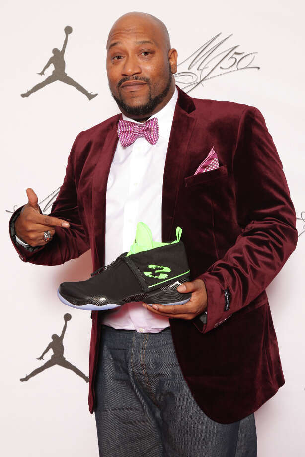 IMAGE DISTRIBUTED FOR JORDAN BRAND - Bun B is seen at the Jordan Brand party celebrating Michael Jordan's birthday on Friday, February 15, 2013 in Houston, TX.  The Jordan Brand launched its Air Jordan XX8 in Houston on the same day.  (Photo by Omar Vega/Invision for Jordan Brand/AP Images) Photo: Omar Vega, Associated Press / Invision